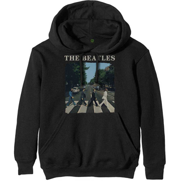 Picture of Beatles Hoodie: Abbey Road Pullover with Hood
