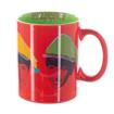 Picture of Beatles Cup & Saucer: The Beatles Christmas Ceramic 16 oz. Mug & Saucer Set
