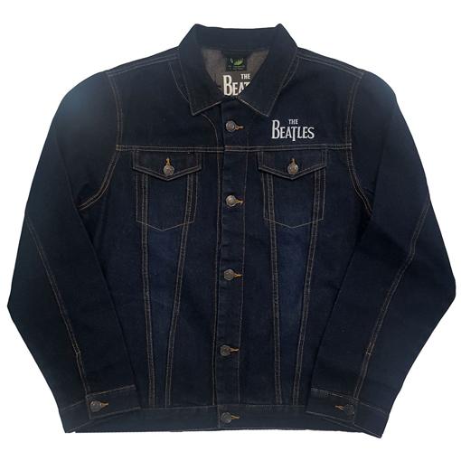 Picture of Beatles Jacket: Denim-Jean Jacket Drum Logo