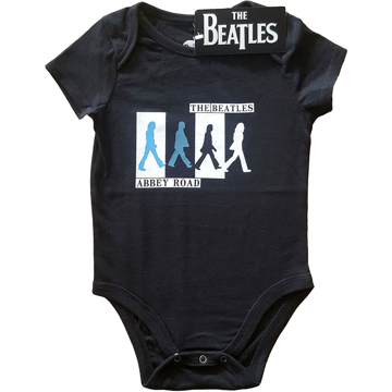 Picture of Beatles Onesie: Baby Abbey Road Colors 3m -24m