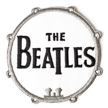 Picture of Beatles Patches: Drum Logo