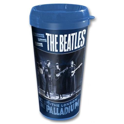 Picture of Beatles Travel Mug: Palladium
