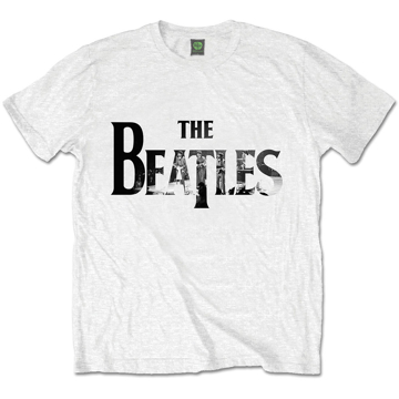 Picture of Beatles Adult T-Shirt: Classic Drop T Logo Live in DC